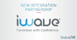 StratusLIVE and iWave Form Strategic Relationship to Empower Nonprofits